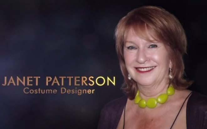 Confundieron a la vestuarista Janet Patterson con su amiga la productora Jan Chapman.