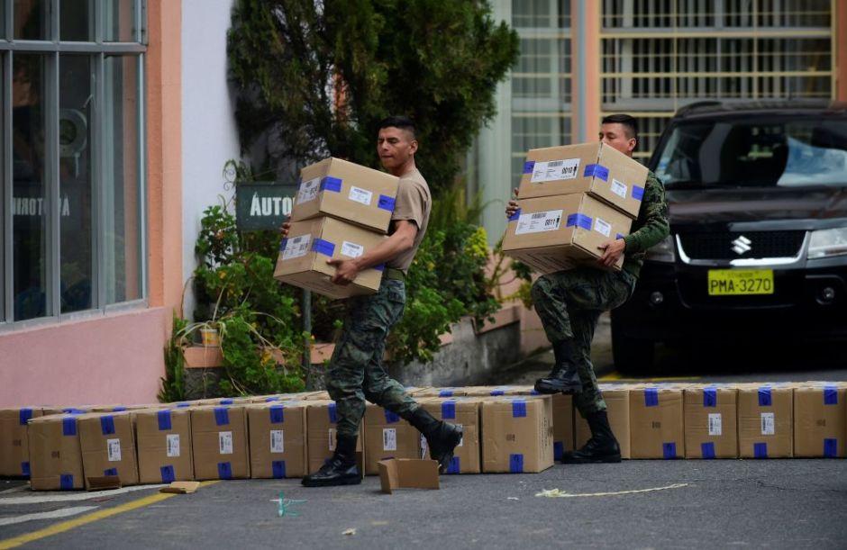 VIDEO: Todo listo en Ecuador para las elecciones del domingo