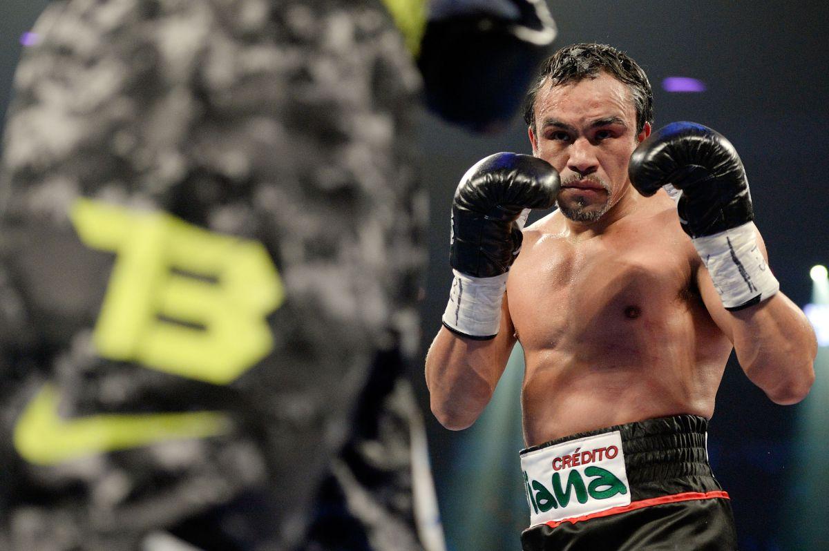 JM Márquez no pelea desde el 17 de mayo de 2014, cuando derrotó a Mike Alvarado.