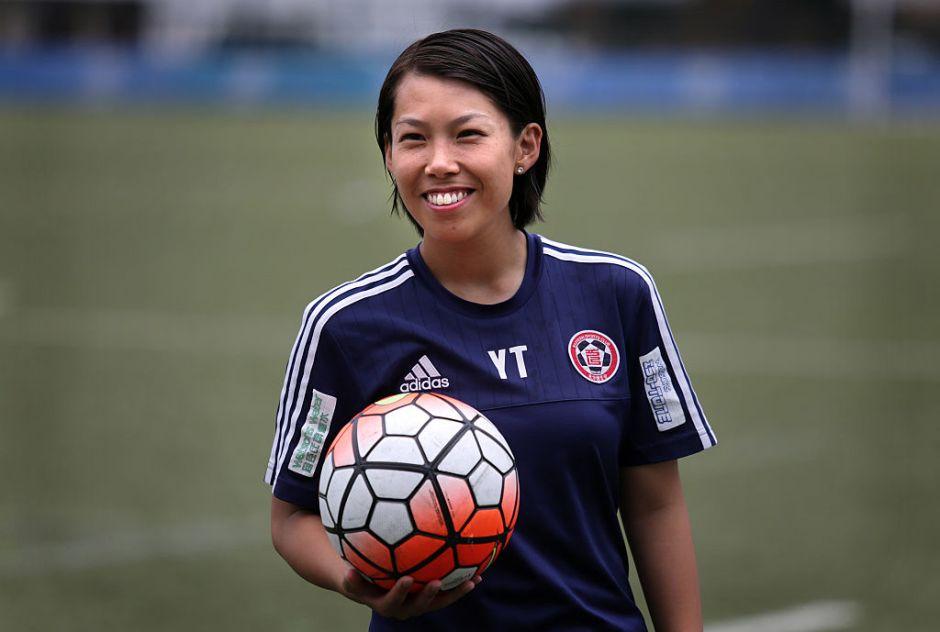 Chan Yuen-ting, la entrenadora china que está rompiendo estereotipos en el fútbol