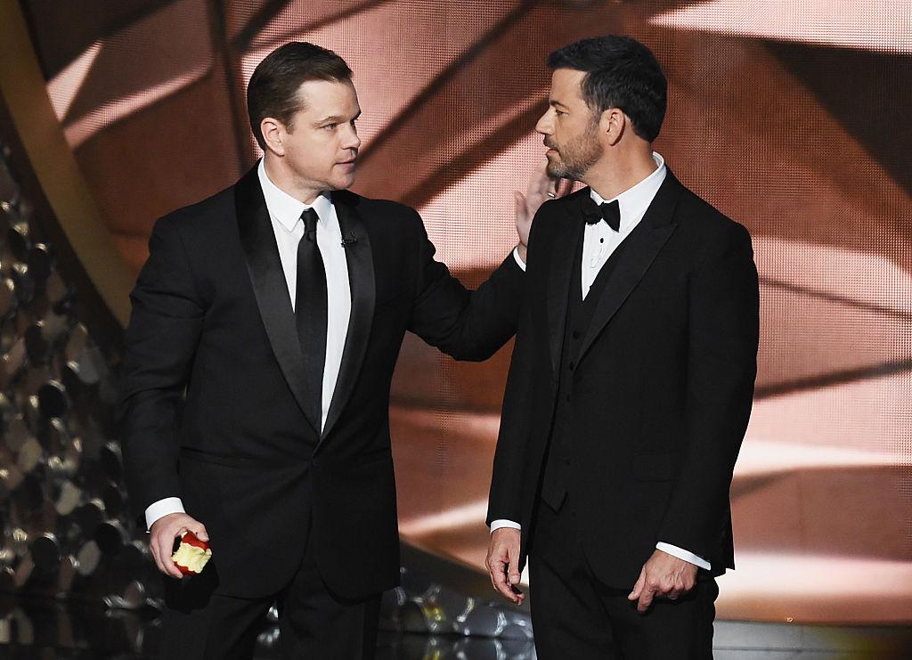 Jimmy Kimmel repetirá como presentador de los premios Oscar