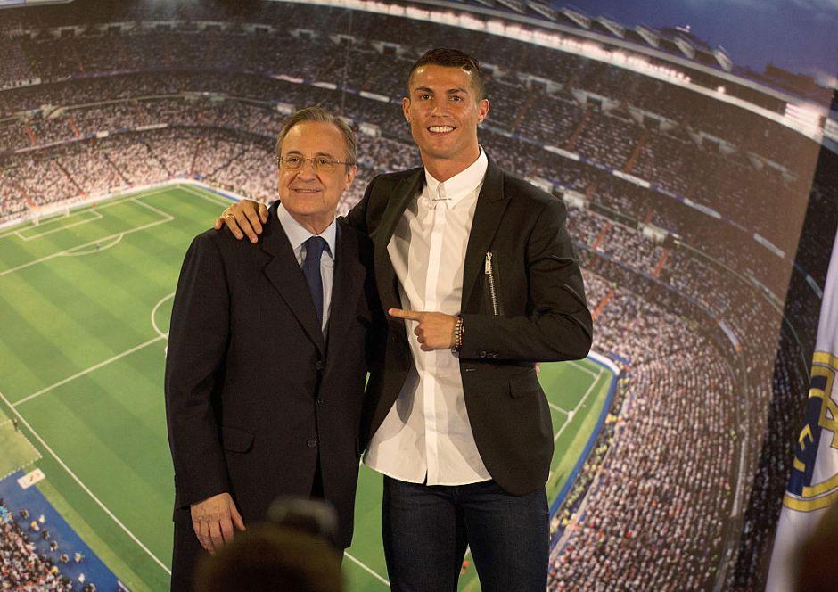 Florentino Pérez querría dejar la presidencia del Madrid