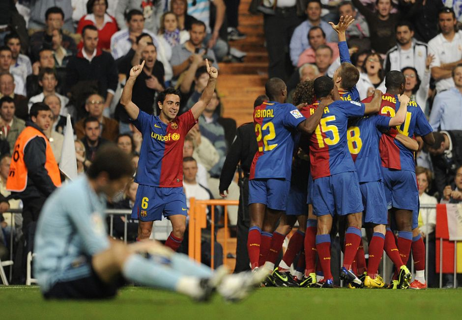 ¿Qué hizo el Real Madrid luego del mítico 2-6 recibido por el Barcelona en 2009?