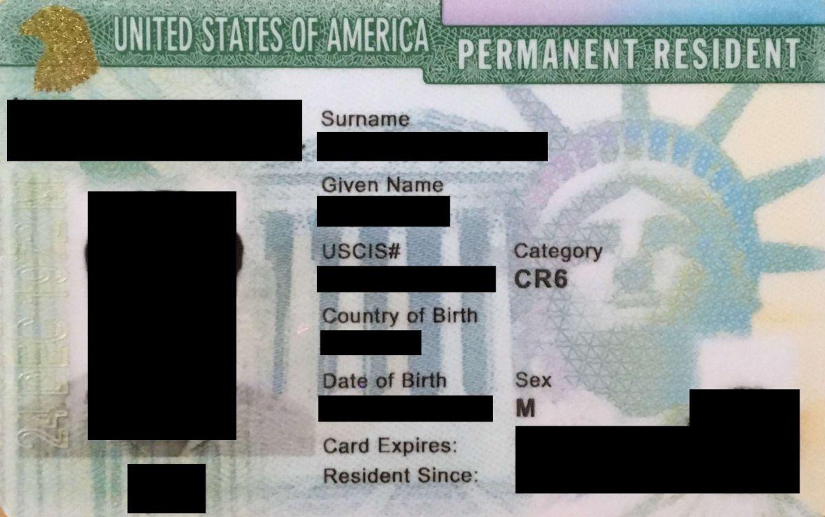 """Esperanza para miles de inmigrantes en búsqueda de su """"Green Card"""""""