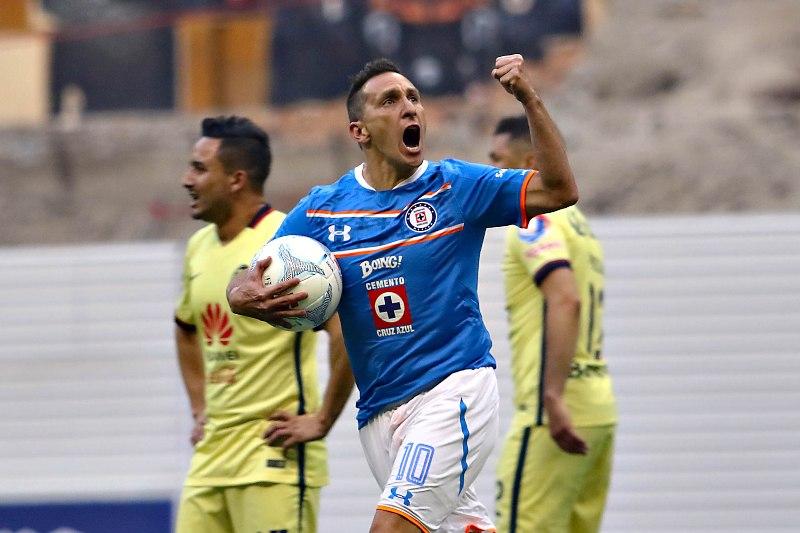 'Chaco' Giménez, una leyenda goleadora del 'Clásico joven'