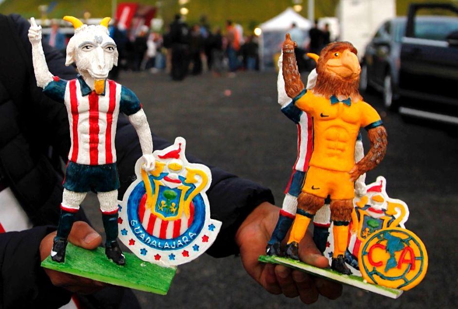 Chivas vs. América 2017: Las alineaciones del Clásico