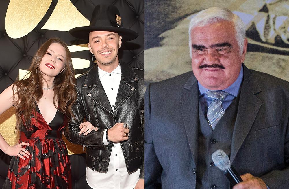 Los latinos se hicieron presente en la entrega de los Premios Grammy 2017