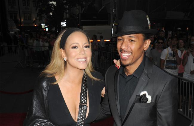 Mariah Carey sigue demostrando su buena relación con Nick Cannon