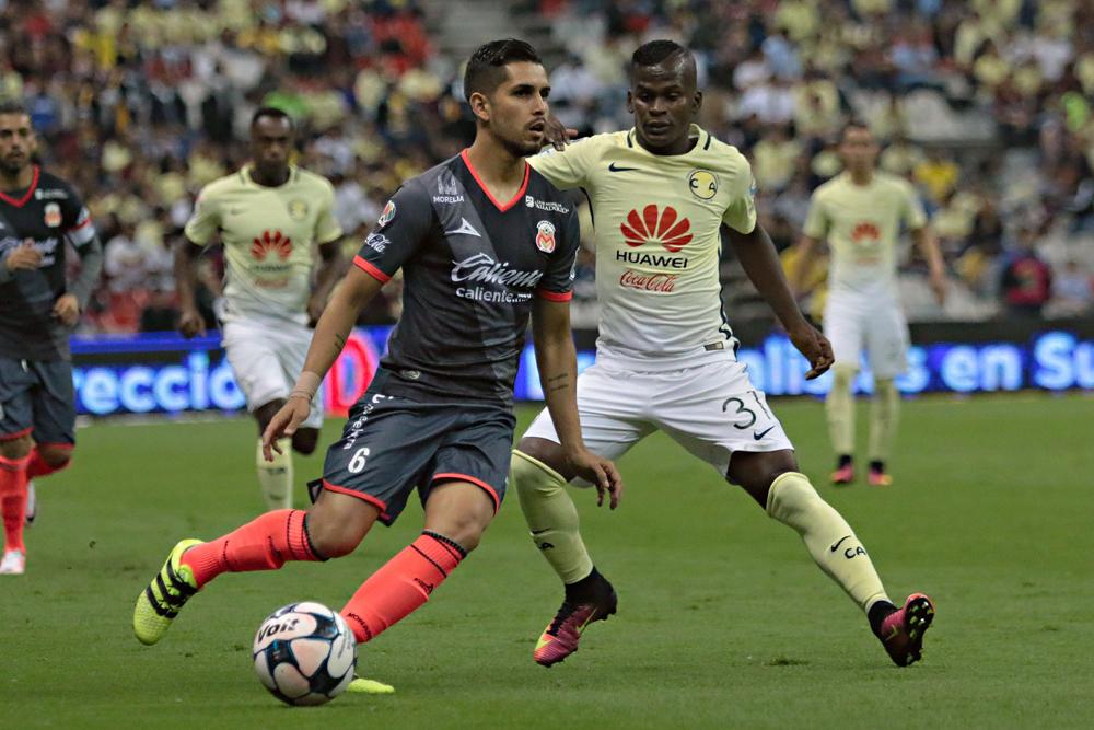 Monarcas Morelia recibe al América, en duelo de la jornada 5 del Clausura 2017.