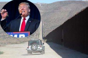 Alertan sobre problemas de la nueva política de Trump en la frontera sur
