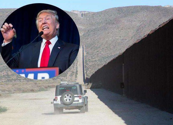 Estudio: muro fronterizo de Trump podría pagarse cortando asistencia social a inmigrantes indocumentados