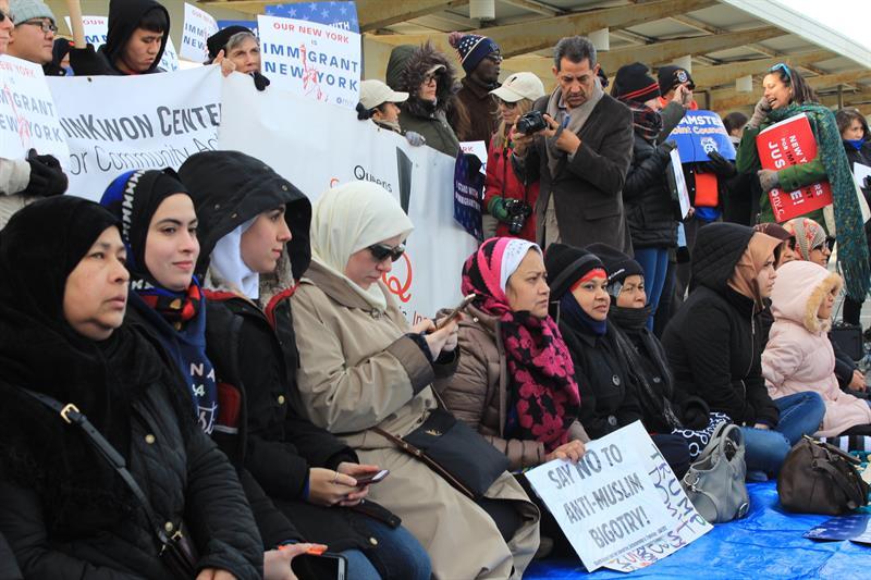 Trump apela ante el Tribunal Supremo orden que frena veto a musulmanes