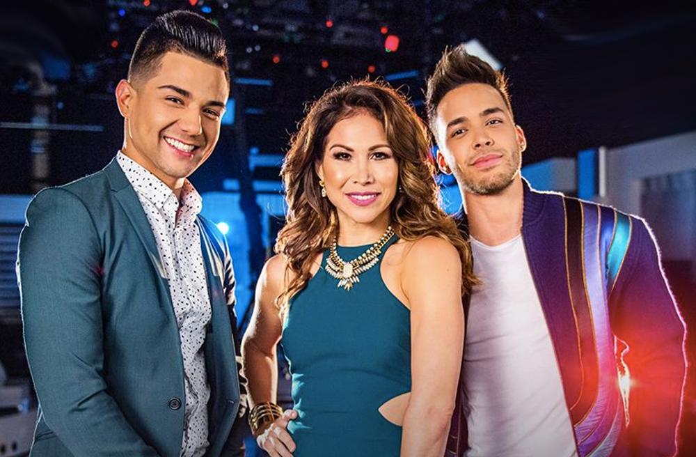 """Luis Coronel, Bianca Marroquín, y Prince Royce son los jueces de """"Pequeños Gigantes USA"""" de Univision"""
