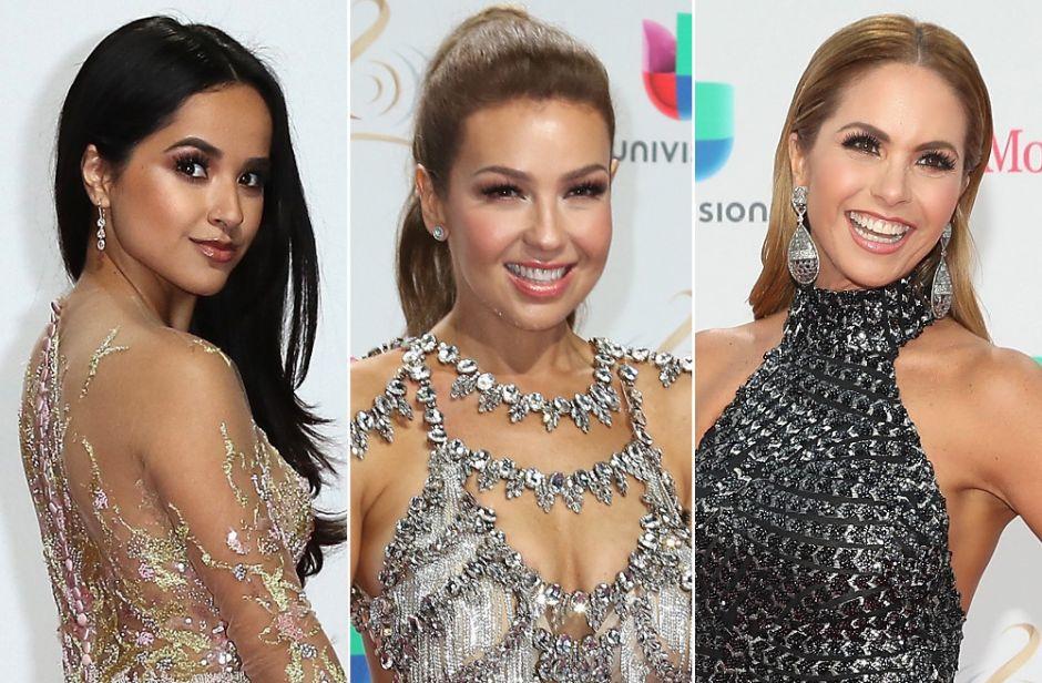 Alfombra roja de Premio Lo Nuestro 2017: Fotos de los mejores y peores vestidos