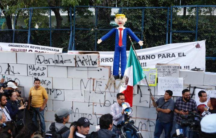 Mexicanos se reunirán en protesta este 12 de febrero.