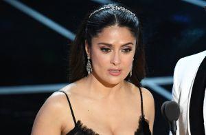 Kuno Becker critica a Salma Hayek por no apoyar mexicanos en Premios Oscar 2017