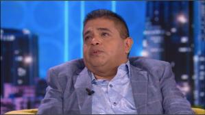 Ricardo Sánchez, 'El Mandril', llora al recordar que no pudo sacar de pobre a su mamá