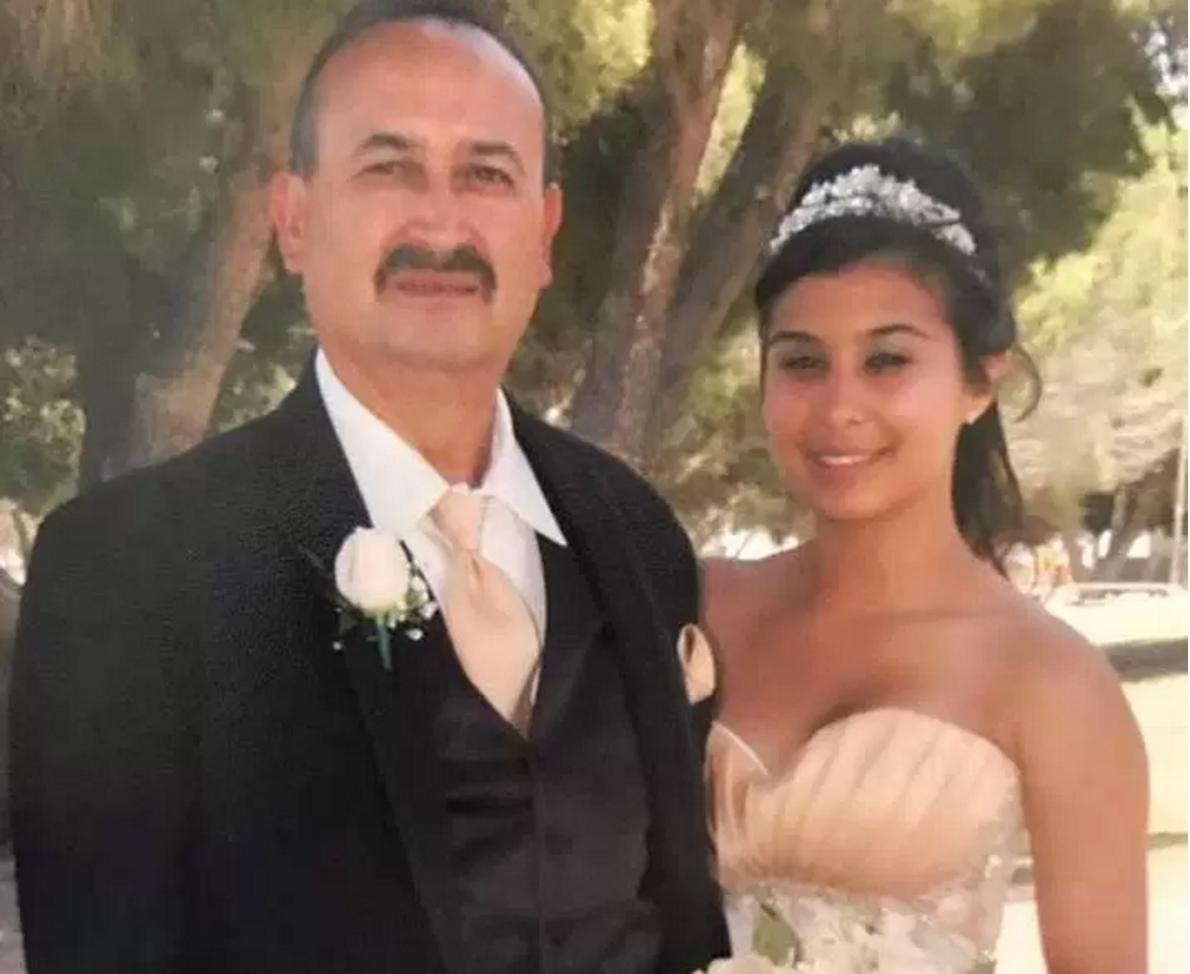Manny Paniagua, de 54 años, y Vannesa Paniagua, de 17 años, murieron en el accidente.