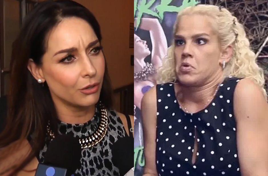 ¿Existe rivalidad entre las actrices que han participado en 'Aventurera'?