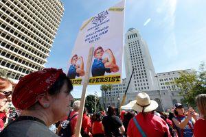 Marcha de Mujeres se tomará este sábado las calles del centro de Los Ángeles
