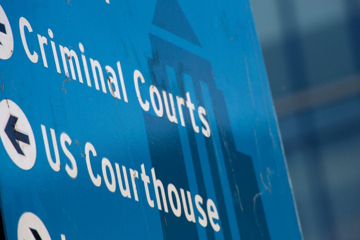En Corte defendiendo mi vida y a mi familia