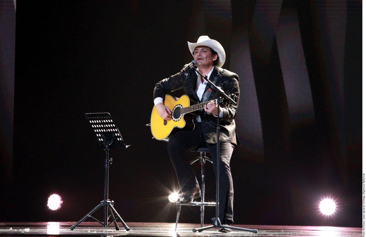 """Figueroa se encuentra promocionando su disco """"No Estás Tú"""", que lanzará el viernes."""
