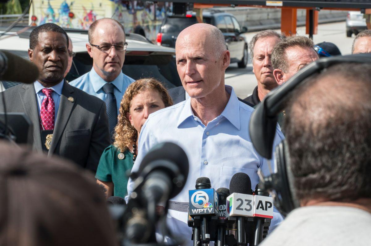 Gobernador de Florida destituye a fiscal por negarse a pedir pena de muerte