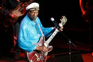 Muere Chuck Berry, una leyenda de la guitarra y pionero del rock and roll