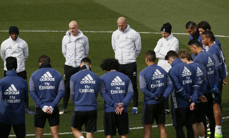 El luto embarga al Real Madrid por la muerte de una leyenda