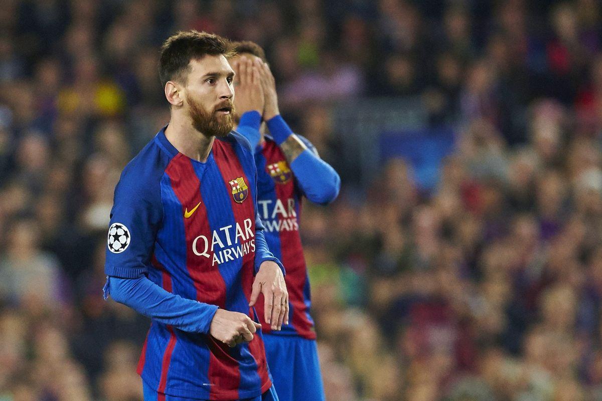 Messi marcó un gol de penalti y llegó a 11 anotaciones.