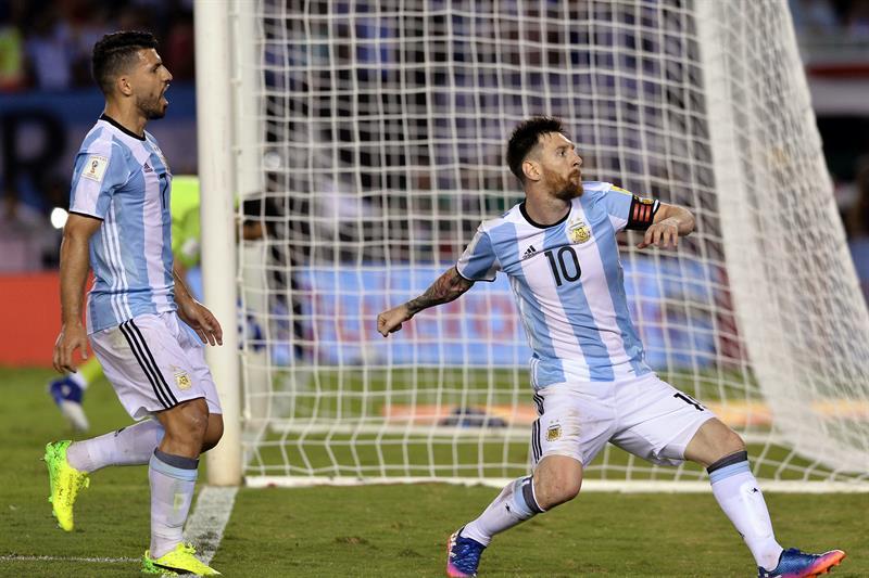 FIFA levantó la sanción a Lionel Messi