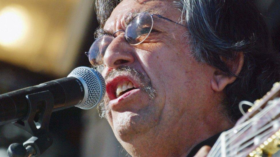 Muere Ángel Parra: la intensa huella que deja en Chile la familia de Violeta Parra