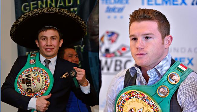 Golovkin y Canelo Álvarez no pelearían este año, según el promotor de Top Rank.