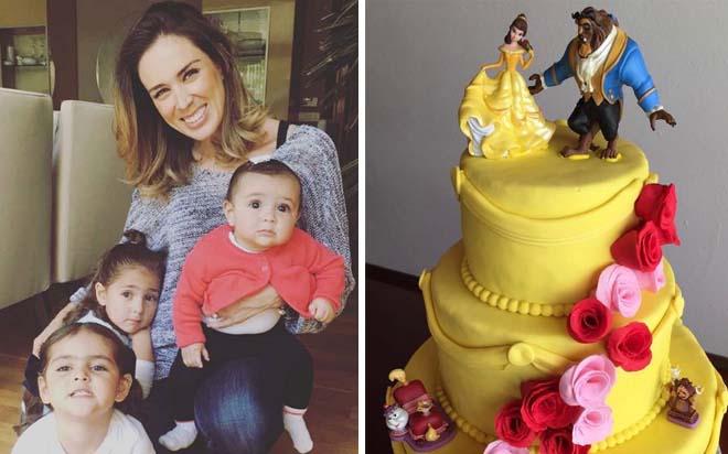 Mira cómo celebró Jacky Bracamontes el cumpleaños de su hija