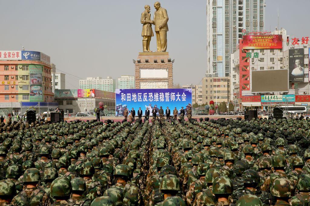 7% más para gasto militar: la respuesta de China al gobierno de EEUU