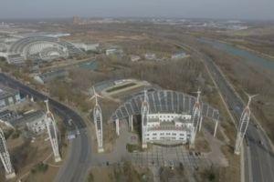 """""""Solar Valley"""", la ciudad china construida con paneles solares"""