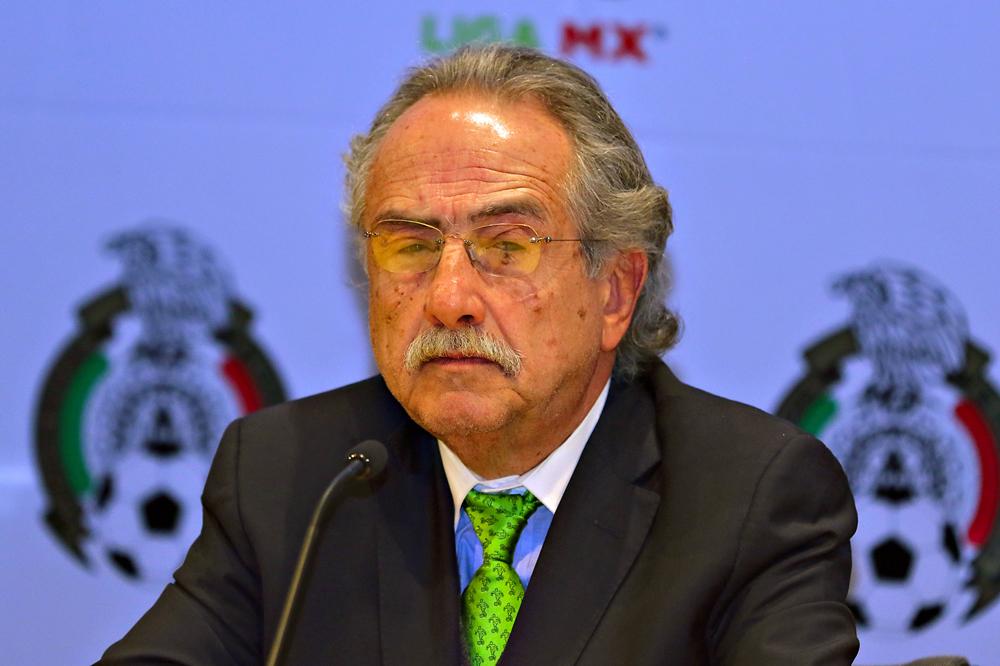 Decio de María advierte que se van a endurecer las sanciones en el fútbol mexicano