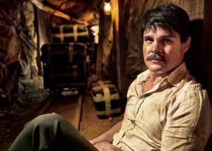 Marco de la O será el protagonista de 'El Chapo', la serie de Univision