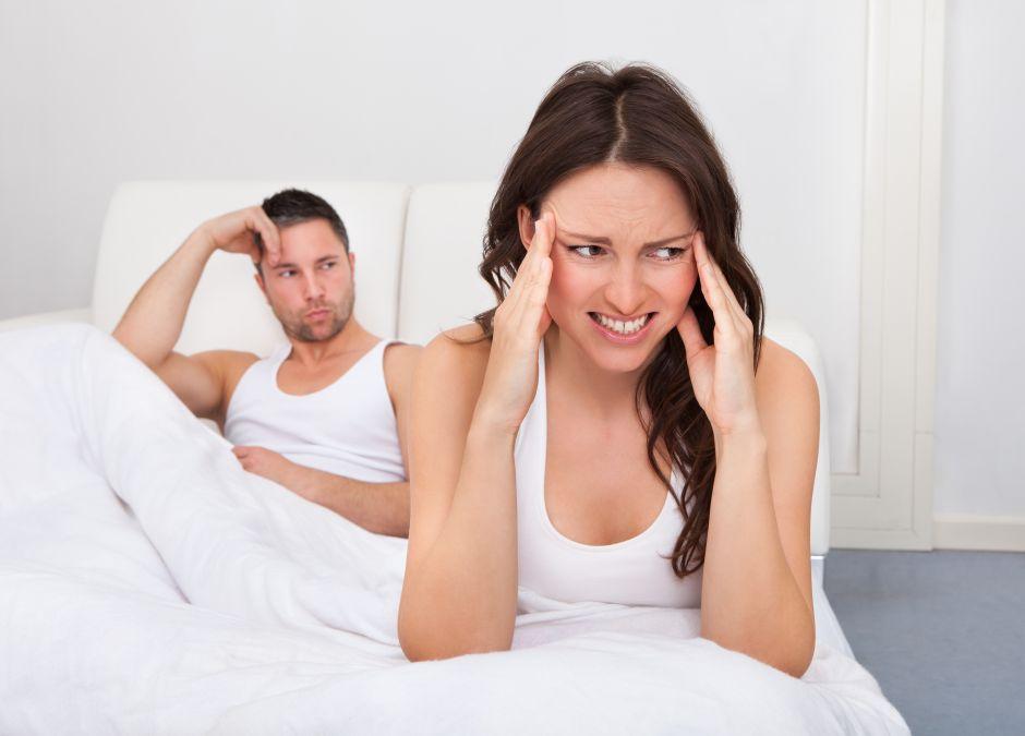 A más estrés, menos deseo sexual