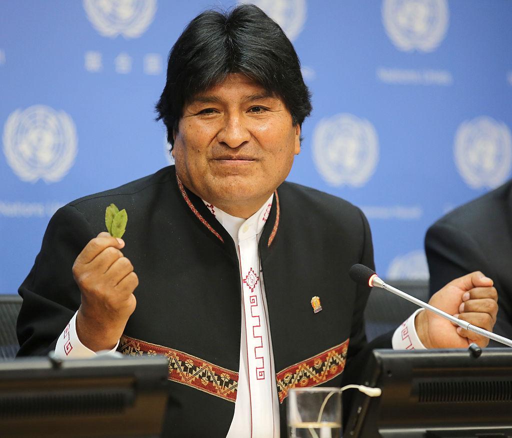 México concede asilo político a Evo Morales