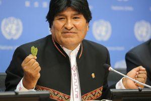 Cómo Bolivia logra la mejor estrategia antidroga y sin disparar un tiro