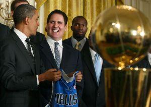 No quita el dedo del renglón, el multimillonario Mark Cuban aún quiere ser presidente de EEUU