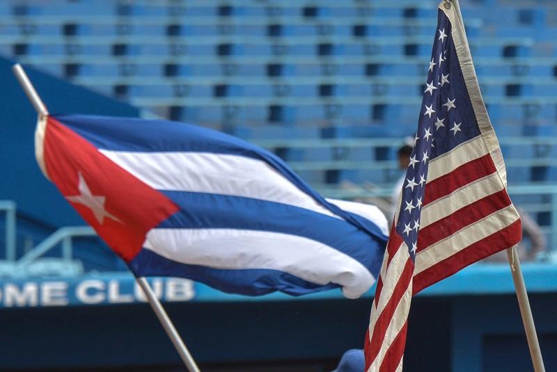 Peloteros de Cuba y EEUU jugarán en julio en Carolina del Sur