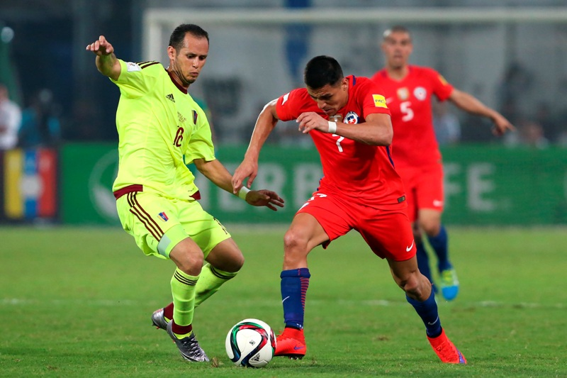 Eliminatorias Conmebol: Chile vs. Venezuela, horarios y canales de TV