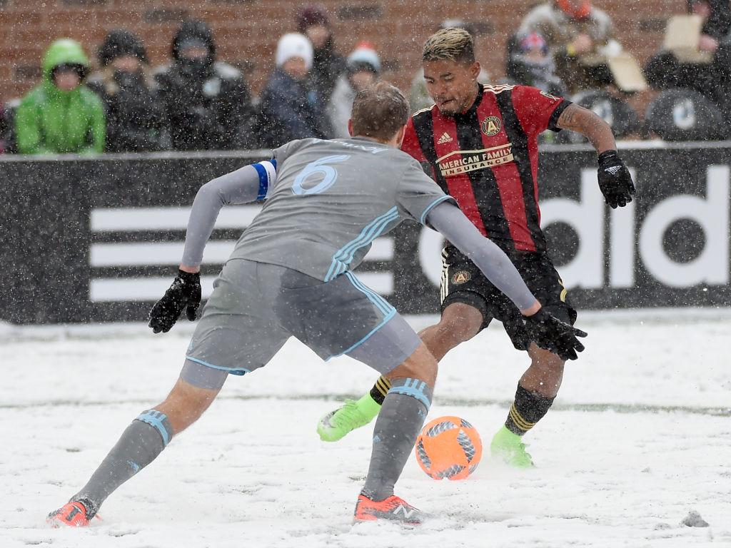 Venezolano Martínez es el Jugador de la Semana de la MLS
