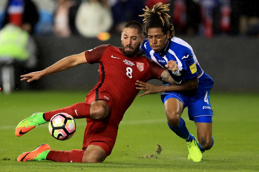 Concacaf, hexagonal final: Estados Unidos humilla 6-0 a Honduras con Triplete de Dempsey