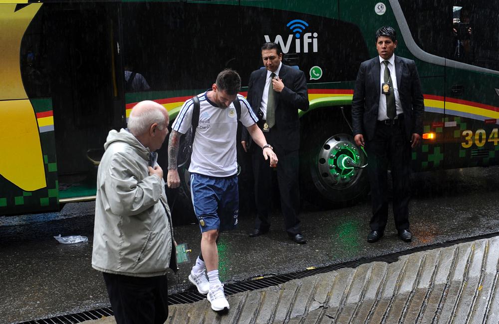Barcelona expresa su indignación por la sanción de FIFA a Messi