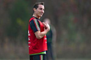 Andrés Guardado se lesiona y es baja con la selección mexicana