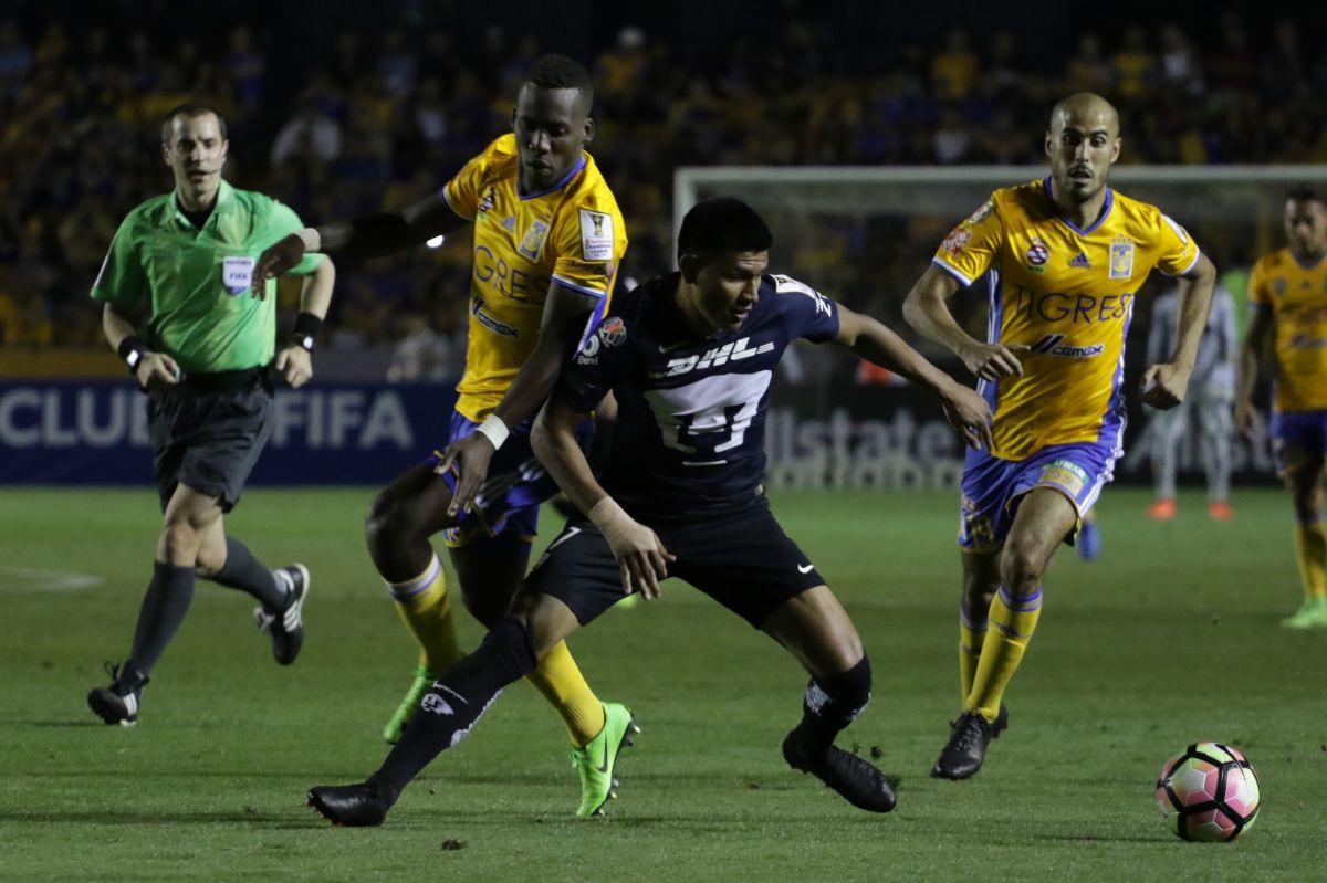 basura granero entre  Concachampions 2017: Pumas vs. Tigres, horarios y canales de transmisión    La Opinión