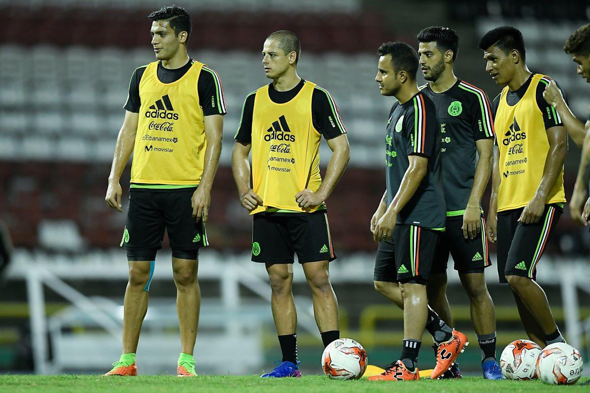 Esta sería la alineación de México para enfrentar a Trinidad y Tobago en el Hexagonal Final rumbo a Rusia 2018